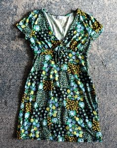 NWOT! Urban Outfitters floral A-line/skater dress